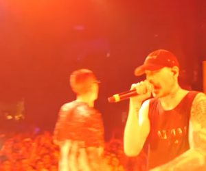 """MADMAN E GEMITAIZ, IL VIDEO LIVE DI """"VELENO 6"""""""