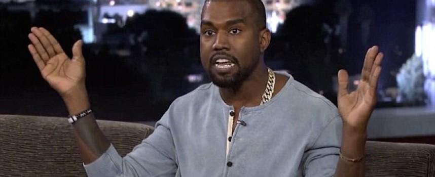 Kanye West annuncia la data dell'uscita di Waves