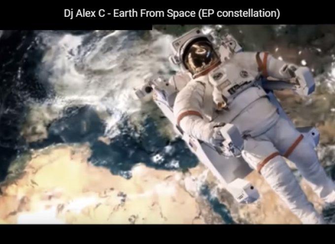 """Dj Alex C pubblica il video""""Earth From Space"""" in attesa del nuovo EP constellation)"""