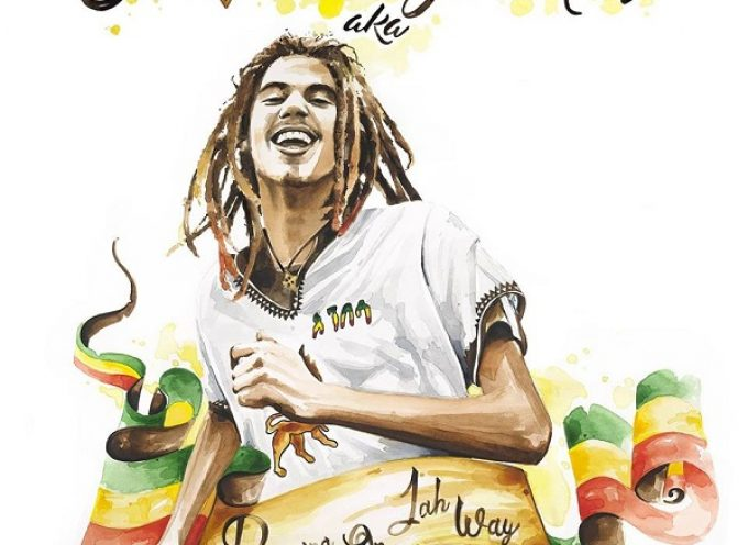 "Stalloman aka JuniorV : ""Running on Jah Way"", il disco del nuovo fenomeno del reggae"