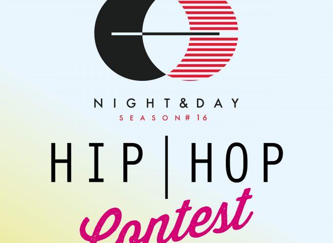 Il 21 Maggio Hip Hop Contest al Night And Day a Noale. In palio 2000 euro per i vincitori.