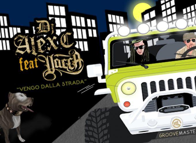 """DJ ALEX C Ft VACCA """"Vengo dalla strada"""" (OFFICIAL VIDEO 2016)"""