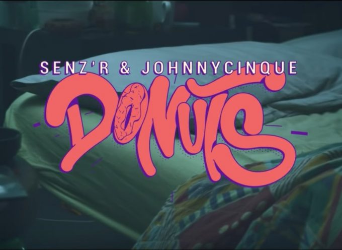 "E' online il video""DONUTS"" di Senz'R & JohnnyCinque from Rap Pirata Lombardia"