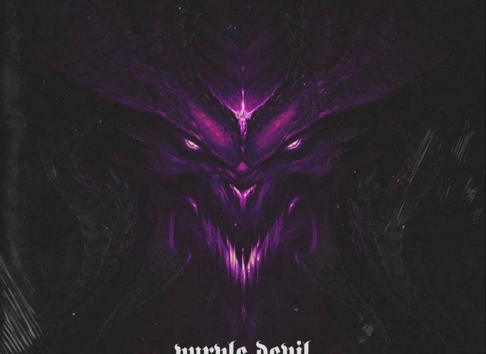 "SCEVIX GOD – ""PURPLE DEVIL"""