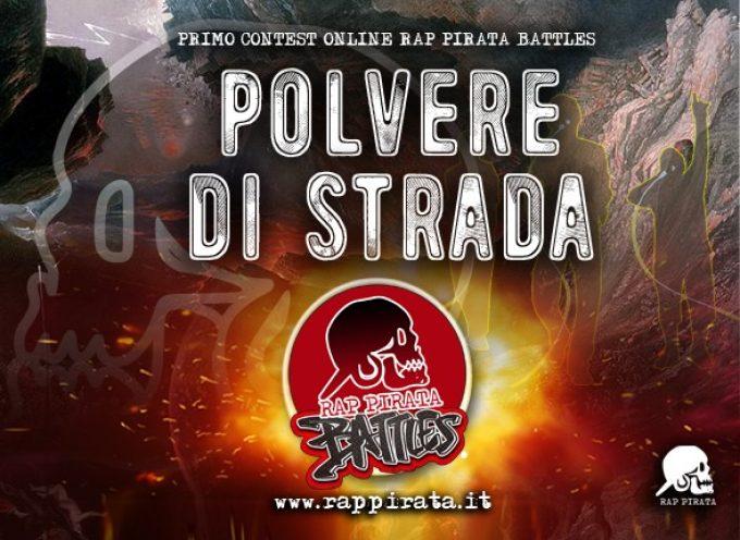 """POLVERE DI STRADA """"QUOTA 160 """" per il Contest di Rap Pirata Academy"""