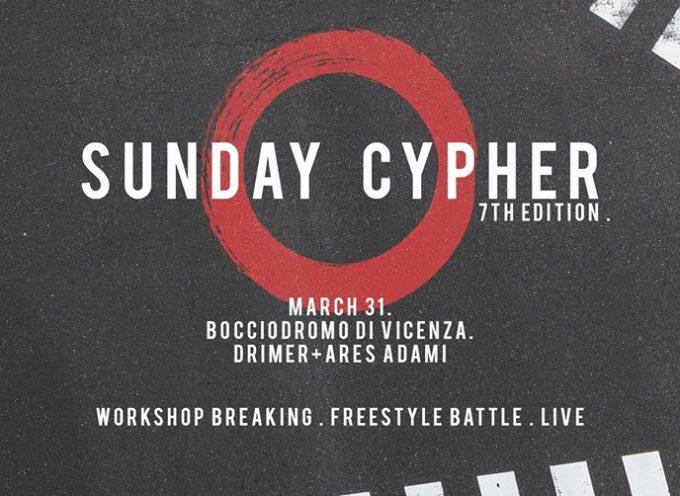 Sunday Cypher 7° Edizione