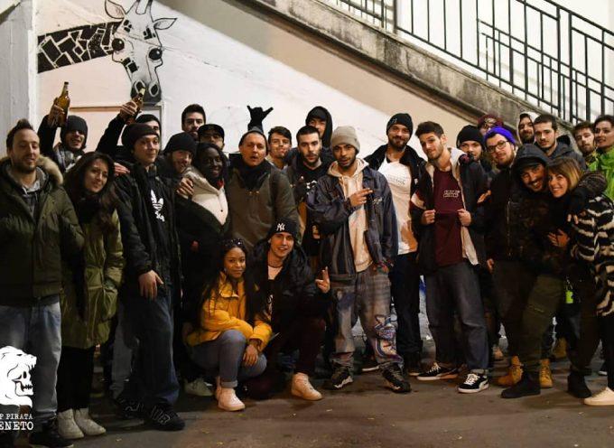 Grande successo per la terza edizione di Cypher Bridge, il nuovo format freestyle ideato dalla ciurma di Rap Pirata Veneto
