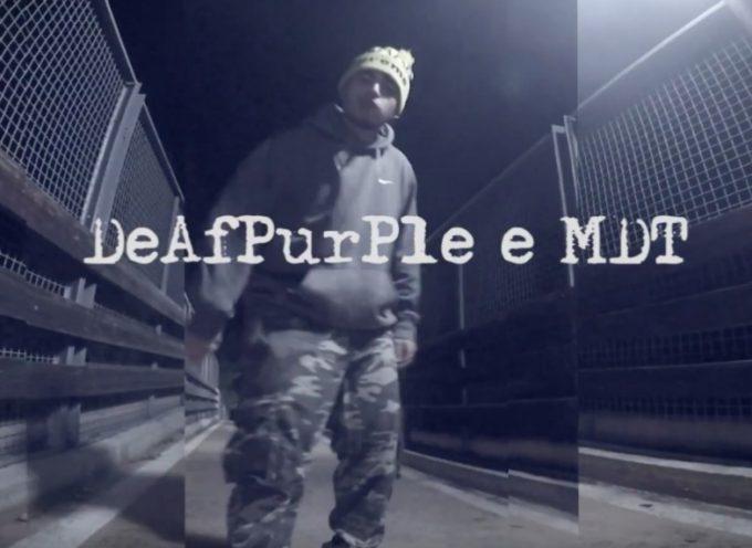 """E' online il video """" 119 """" di DeafPurple from Rap Pirata Molise/Abruzzo"""