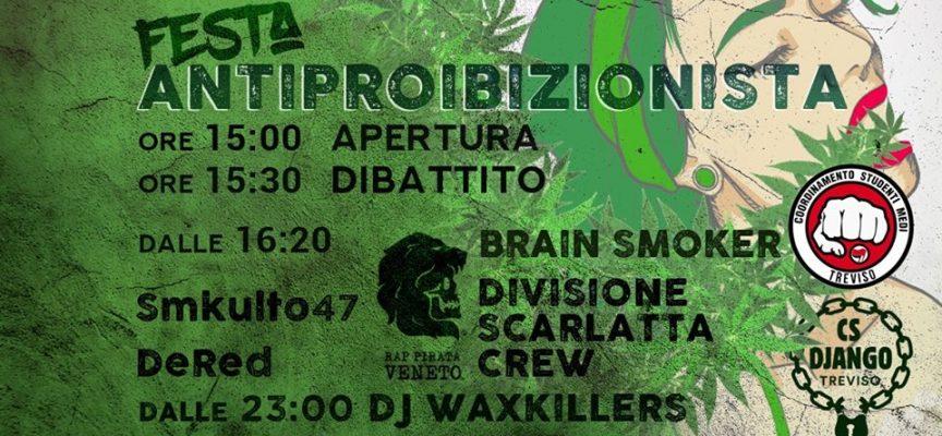 Rap Pirata Veneto Showcase al 4.20 Festa Antiproibizionista HipHop