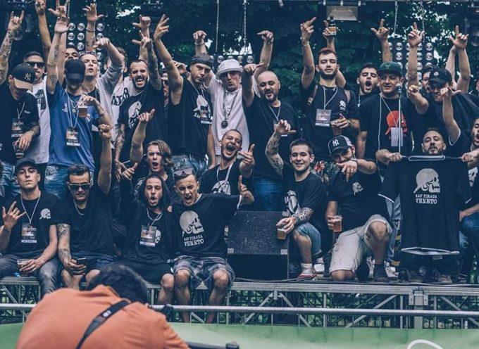 Rap Pirata una realtà presente in tutta la nazione: tante date importanti la scorsa settimana
