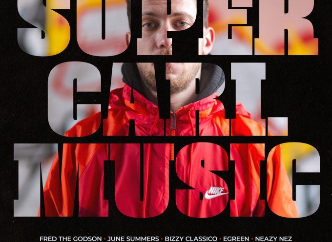 """""""SuperCari. Music"""": Neazy Nez collabora con Fred The Godson, June Summers, Bizzy Classico e Egreen"""