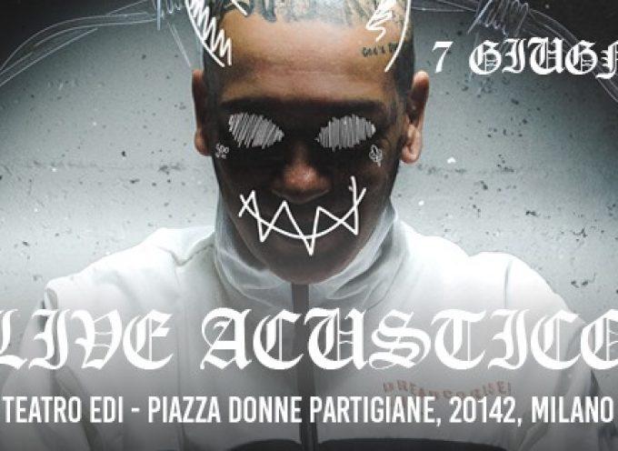 Il 7 giugno Vacca torna a Milano con uno show esclusivo al Teatro Edi