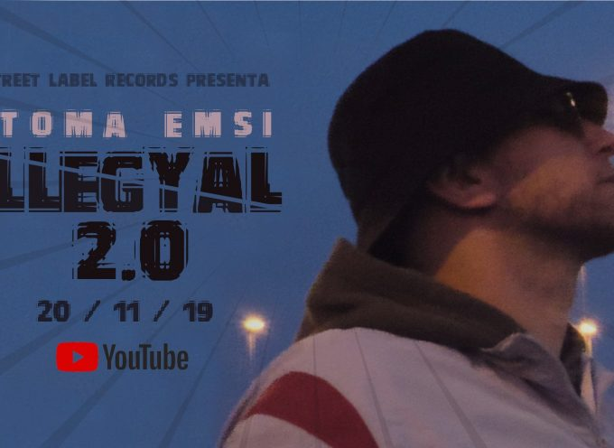 Illegyal 2.0 é stile Reggae e HipHop. Nuovo singolo di Stoma Emsi