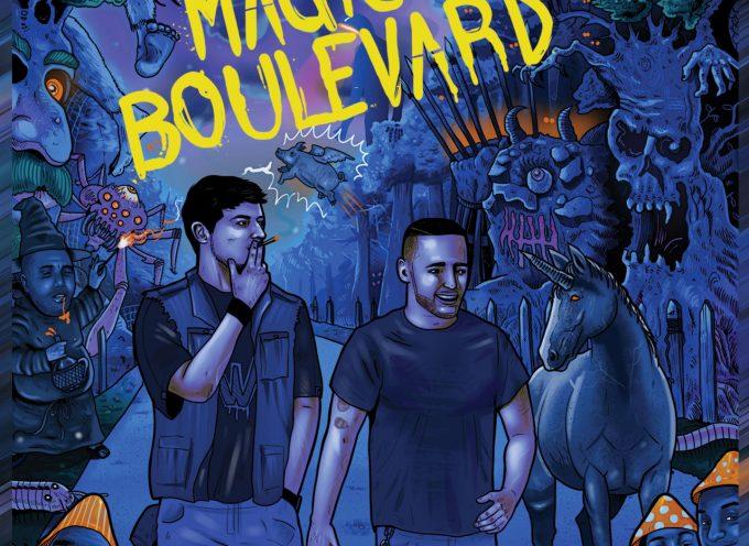 """""""Magic Boulevard"""": il primo album ufficiale di Wiser è interamente prodotto da Dj Fastcut"""