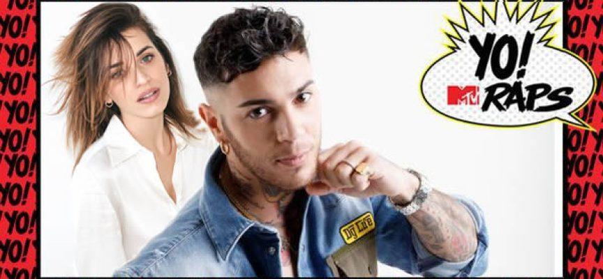 YO! MTV RAPS: VALENTINA PEGORER AFFIANCHERA' EMIS KILL ALLA CONDUZIONE, DA MARZO IN PRIMA TV ASSOLUTA