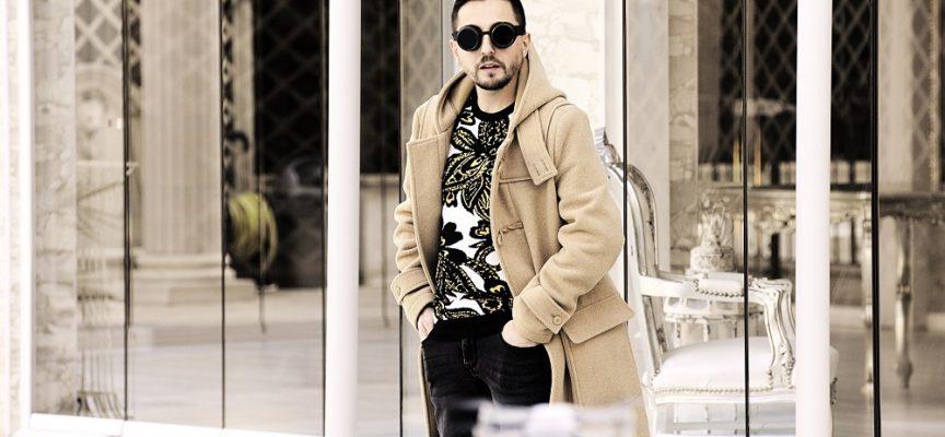 Dal Rap all'elettropop : Livio Huga Flame diventa Leeve e pubblica Marsiglia
