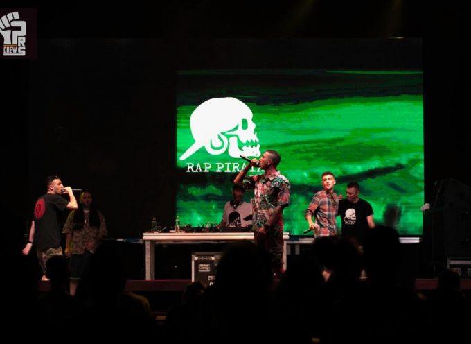 Segnali di Fumo, la crew di Rap Pirata ha pubblicato l'EP 2020