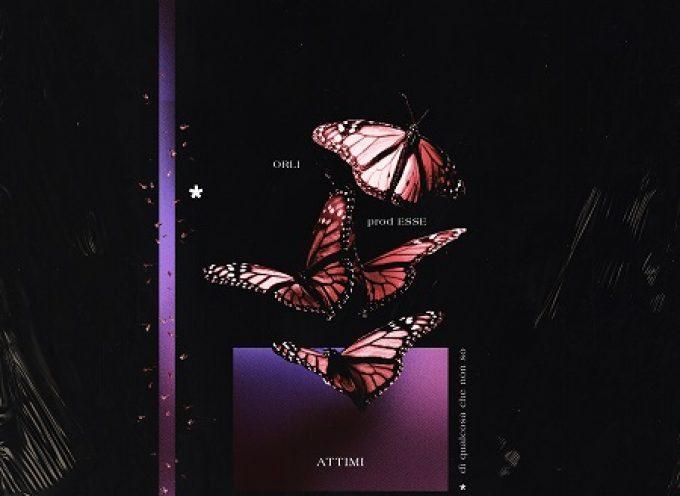 """""""Attimi"""": Orli è andato alla ricerca di sé stesso nel suo nuovo singolo"""