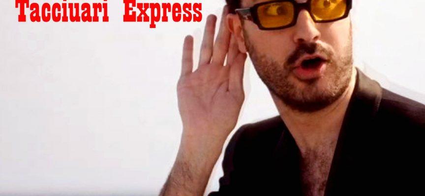 Melillo Melillo pubblica il singolo estivo Tacciuari Express