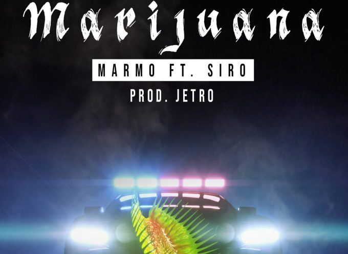 Il rapper MARMO pubblica il nuovo singolo MARIJUANA (feat. Siro)