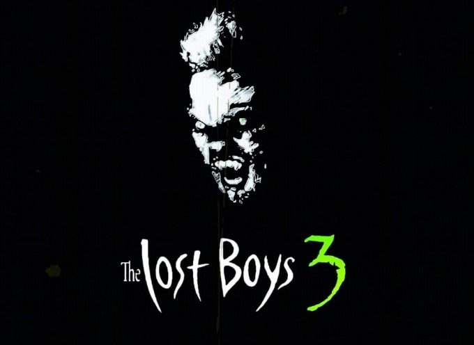 """""""The Lost Boys 3"""": un nuovo capitolo della saga ideata da John Princekin ci avvicina al nuovo disco dei XVI RELIGION!"""