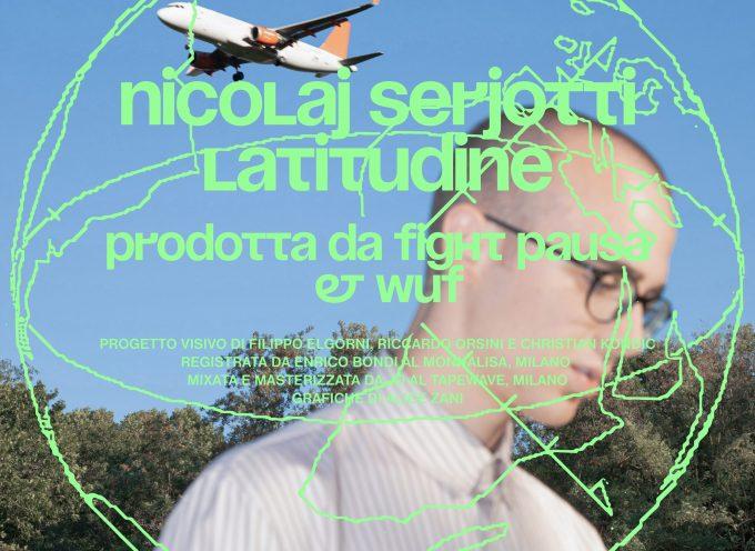 Fuori oggi LATITUDINE, il nuovo singolo di Nicolaj Serjotti che anticipa l'album in uscita a novembre