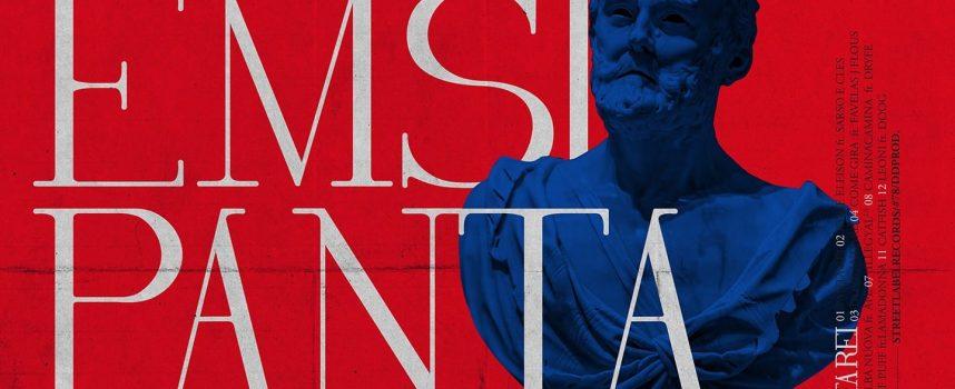 Stoma Emsi da Milano col suo nuovo disco per Street Label Records dal nome Panta Rei