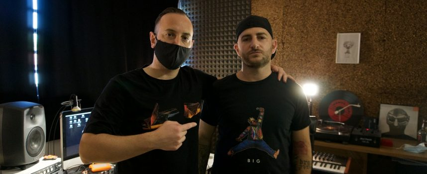 Substrato Studio presenta Kill The Beat: il settimo ospite di Litothekid è Alby D dei Duplici!