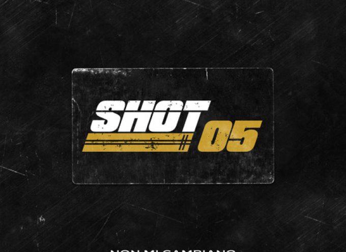 """""""Shot 05 (Non Mi Cambiano)"""": il quinto capitolo della saga di Dj Kamo riunisce Brenno Itani, Zampa, Jangy Leeon, Lexotan e Dj Yaner"""