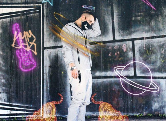 """Il rap sperimentale di Axel Blue stupisce in """"Nightstar"""", il suo nuovo singolo in feat. con Elle"""
