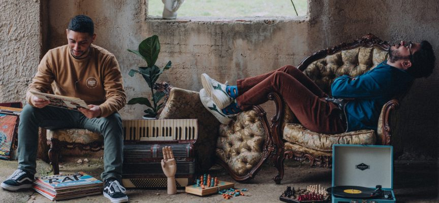 """Reliquie"" EP di Shebab Lou Bandy & Scucces"