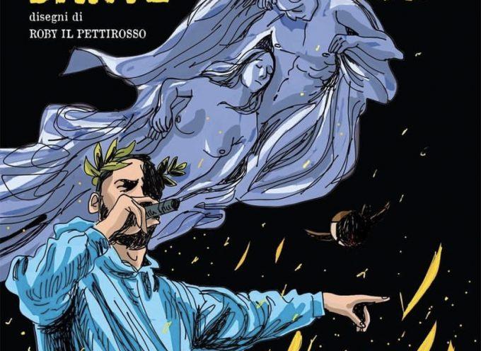 """""""Dante a tempo di rap"""": da oggi in libreria e online il libro illustrato su """"Infernvm"""" di Claver Gold & Murubutu"""