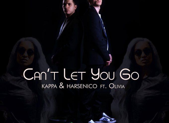 """""""Can't let you go"""": il nuovo brano di Kappa e Harsenico con Olivia"""