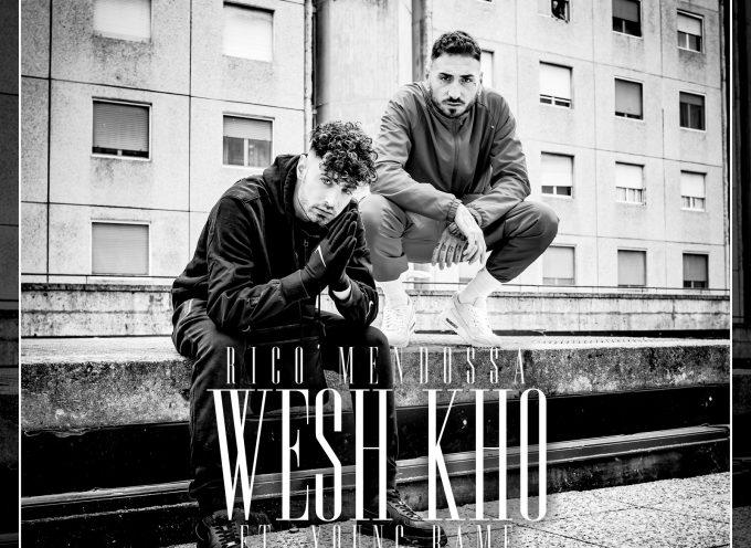 """Wesh Kho"": Rico Mendossa collabora con Young Rame per un nuovo street anthem"