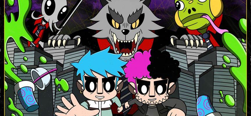 """""""Cervello in tempura"""": il terzo singolo del duo SXNV è un banger punk-elettronico"""
