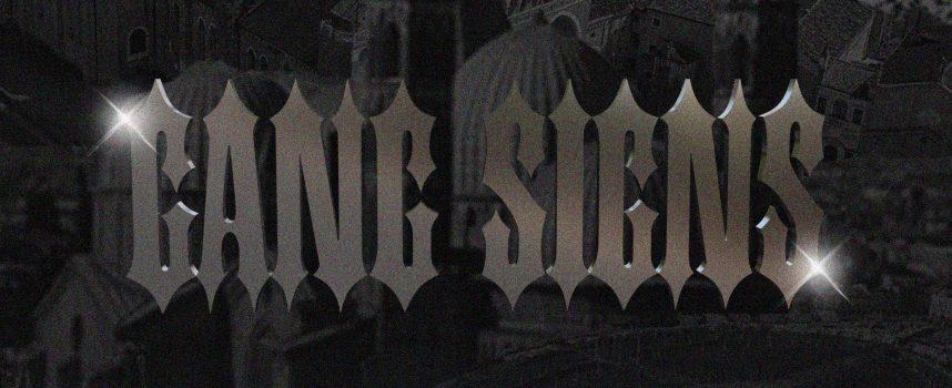 """""""Gang Signs"""": il nuovo singolo di westcross è un manifesto del suo concetto di rappresentare"""