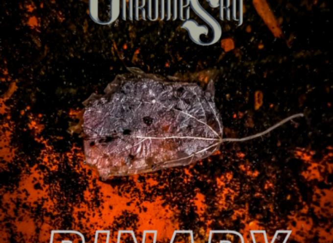 """Chrome Sky, """"Binary"""", fuori Venerdì 15 Ottobre il secondo album della band Industrial Metal per Ghost Record"""